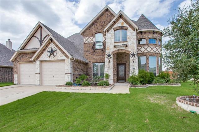 112 Stevenson Drive, Fate, TX 75087 (MLS #13877668) :: Exalt Realty