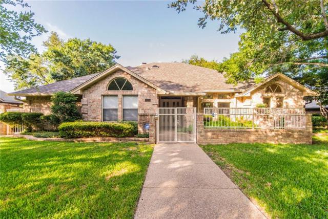 3605 Ernest Court, Fort Worth, TX 76116 (MLS #13877721) :: Baldree Home Team
