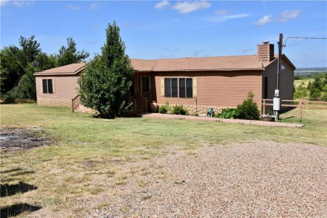 5581 Upper Denton Road, Weatherford, TX 76085 (MLS #13877723) :: Team Hodnett