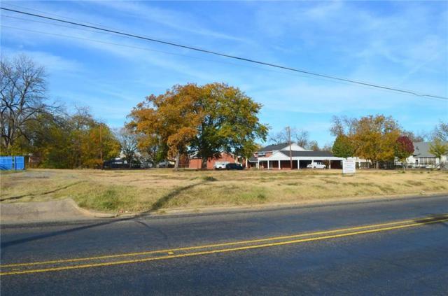 1310 Live Oak Street, Commerce, TX 75428 (MLS #13877781) :: Team Hodnett