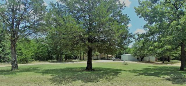 300 Pawnee Drive, Gordonville, TX 76245 (MLS #13877785) :: Team Hodnett