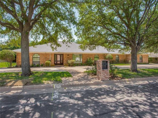 3512 Arborlawn Drive, Fort Worth, TX 76109 (MLS #13877835) :: RE/MAX Landmark