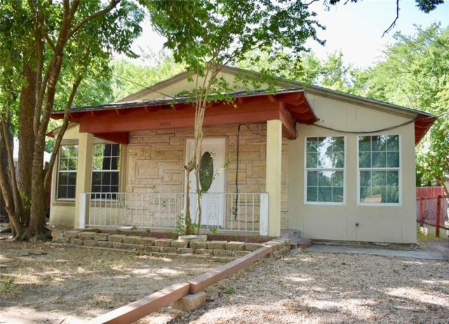 8725 Dunlap Street, Dallas, TX 75217 (MLS #13877918) :: NewHomePrograms.com LLC