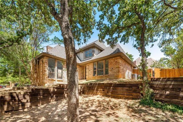 817 Shady Lake Drive, Bedford, TX 76021 (MLS #13877994) :: Team Hodnett