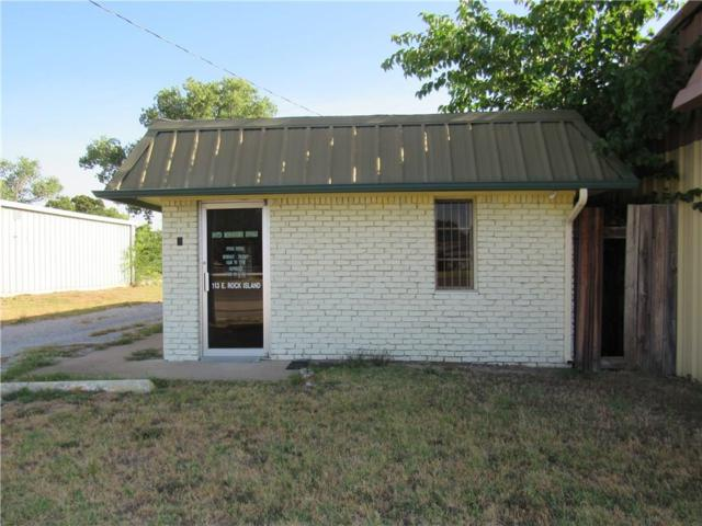 113 E Rock Island Avenue, Boyd, TX 76023 (MLS #13878074) :: Century 21 Judge Fite Company