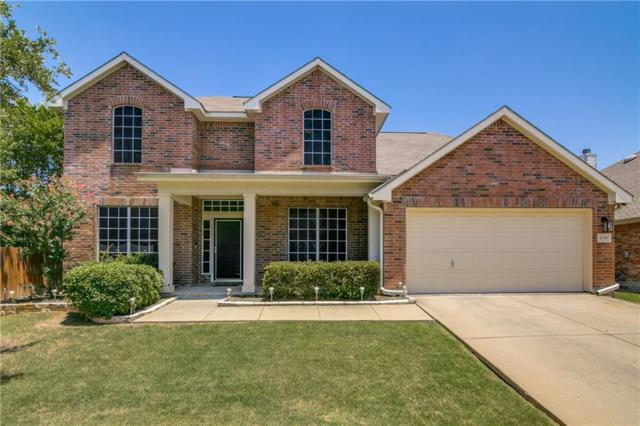1630 Luckenbach Drive, Forney, TX 75126 (MLS #13878090) :: Team Hodnett