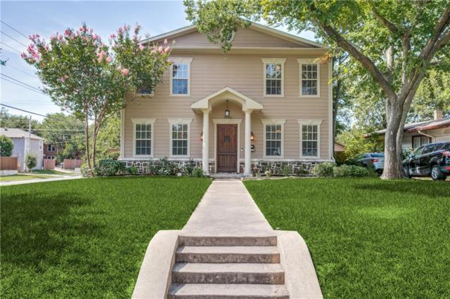 5846 Goliad Avenue, Dallas, TX 75206 (MLS #13878188) :: RE/MAX Pinnacle Group REALTORS