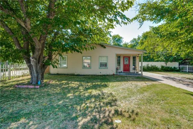 201 Russell Street, White Settlement, TX 76108 (MLS #13878268) :: Team Hodnett