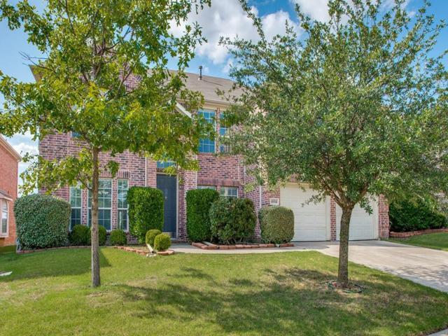 11514 Glen Rose Drive, Frisco, TX 75035 (MLS #13878277) :: RE/MAX Pinnacle Group REALTORS
