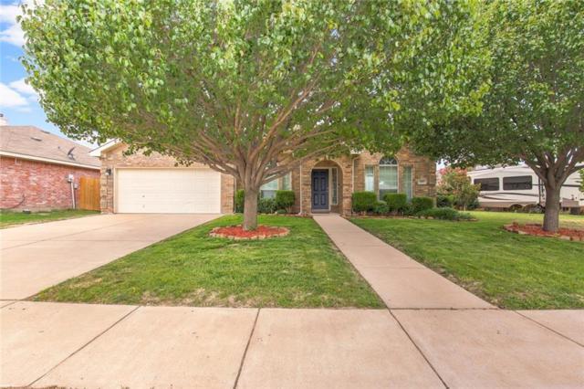 209 Adams Drive, Crowley, TX 76036 (MLS #13878315) :: Potts Realty Group