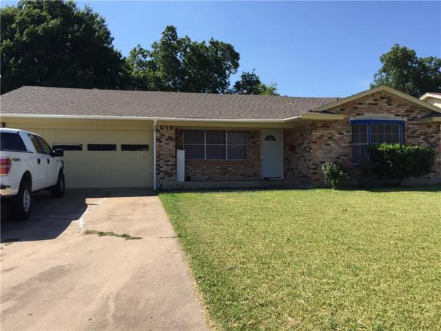 1509 Robin Drive, Sherman, TX 75092 (MLS #13878324) :: Team Hodnett