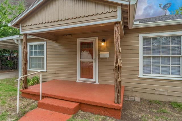 1710 Portland Avenue, Abilene, TX 79605 (MLS #13878400) :: Robbins Real Estate Group