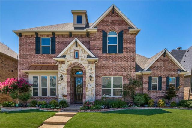 408 Four Stones Boulevard, Lewisville, TX 75056 (MLS #13878462) :: RE/MAX Pinnacle Group REALTORS
