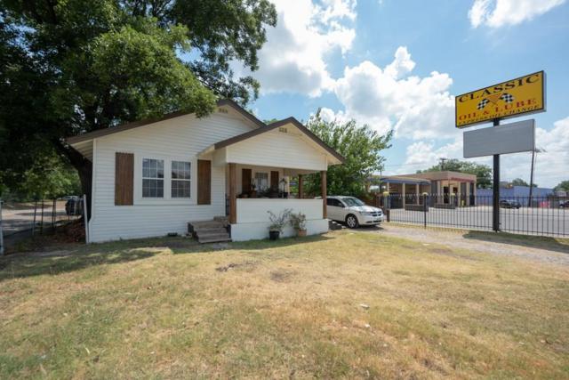 1100 S Beacon Street, Dallas, TX 75223 (MLS #13878486) :: Team Hodnett