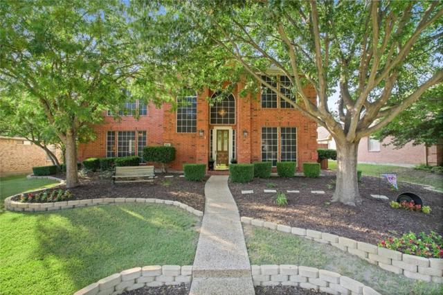 8506 Prescott Circle, Frisco, TX 75033 (MLS #13878514) :: NewHomePrograms.com LLC