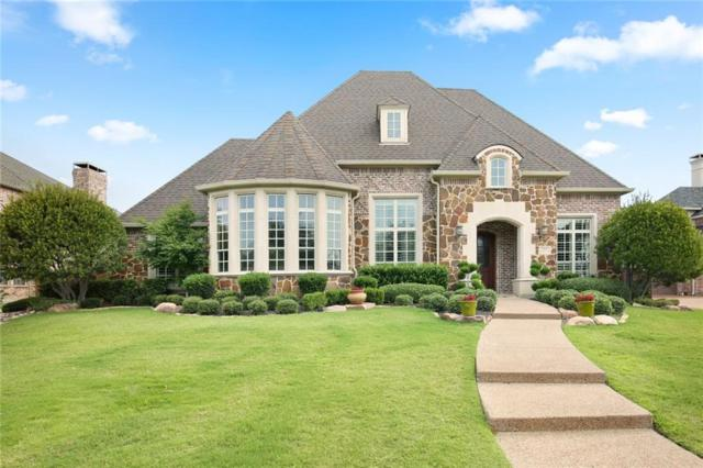 2831 Merlins Rock Lane, Lewisville, TX 75056 (MLS #13878657) :: Coldwell Banker Residential Brokerage