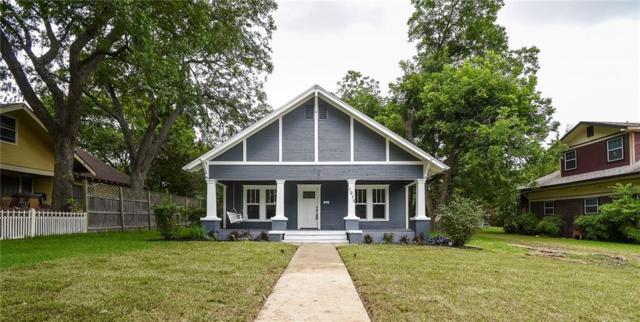 1012 N Frances Street, Terrell, TX 75160 (MLS #13878698) :: RE/MAX Landmark