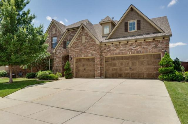 12813 Saratoga Downs Court, Fort Worth, TX 76244 (MLS #13878710) :: Magnolia Realty