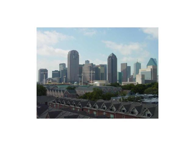 2848 Woodside Street 7A, Dallas, TX 75204 (MLS #13878780) :: Team Hodnett