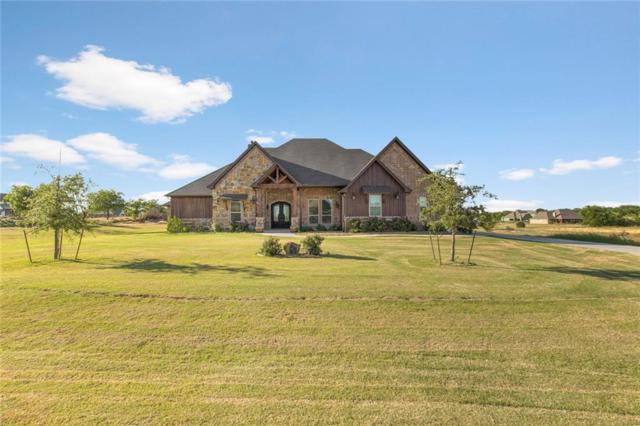 8516 Tuscan Way, Godley, TX 76044 (MLS #13878864) :: Team Hodnett