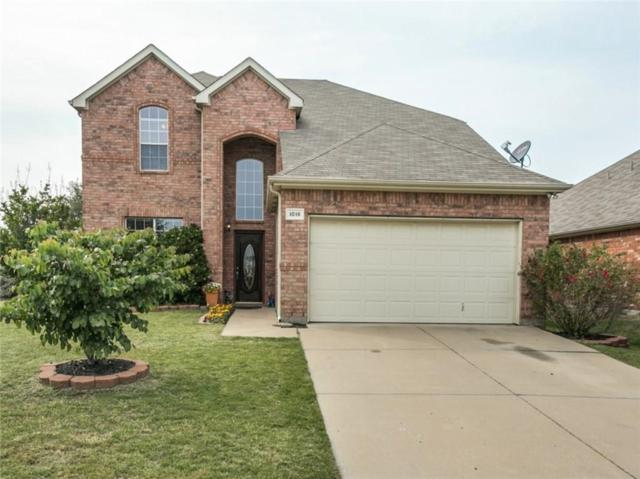 1016 Pebblecreek Drive, Burleson, TX 76028 (MLS #13878882) :: Team Hodnett
