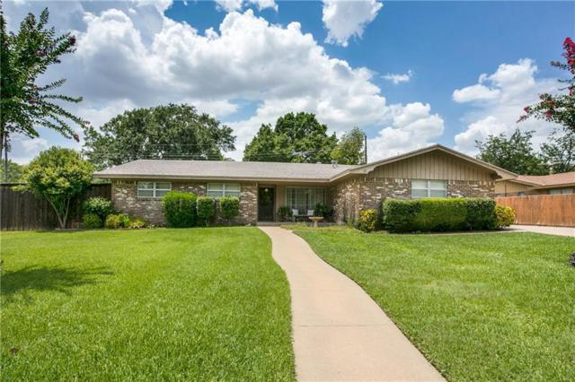 2705 Bedfordshire, Bedford, TX 76021 (MLS #13878923) :: RE/MAX Town & Country