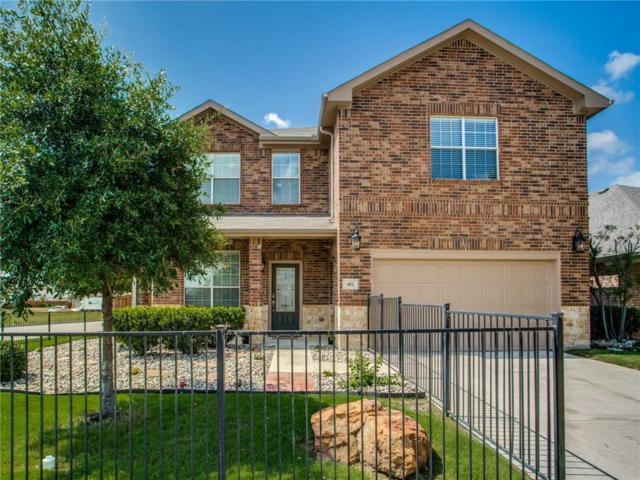 401 Sandy Creek Drive, Fort Worth, TX 76131 (MLS #13878947) :: Team Hodnett