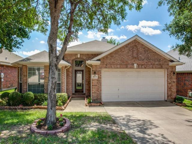 404 Paint Rock Court, Euless, TX 76040 (MLS #13878990) :: Magnolia Realty