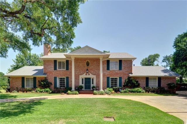 4301 Woodwick Court, Fort Worth, TX 76109 (MLS #13879100) :: RE/MAX Landmark