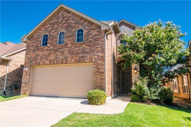 313 Perkins Drive, Lantana, TX 76226 (MLS #13879328) :: Team Hodnett