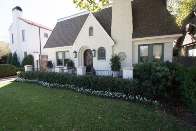4071 W 7th Street, Fort Worth, TX 76107 (MLS #13879340) :: Magnolia Realty