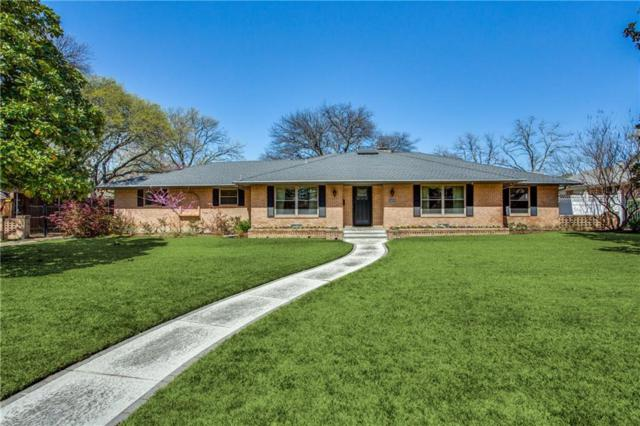 5609 Ridgetown Circle, Dallas, TX 75230 (MLS #13879355) :: Team Hodnett