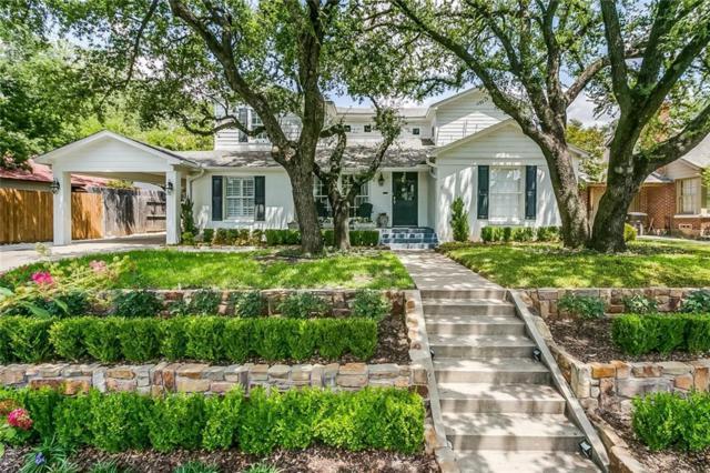 2417 Boyd Avenue, Fort Worth, TX 76109 (MLS #13879415) :: Frankie Arthur Real Estate