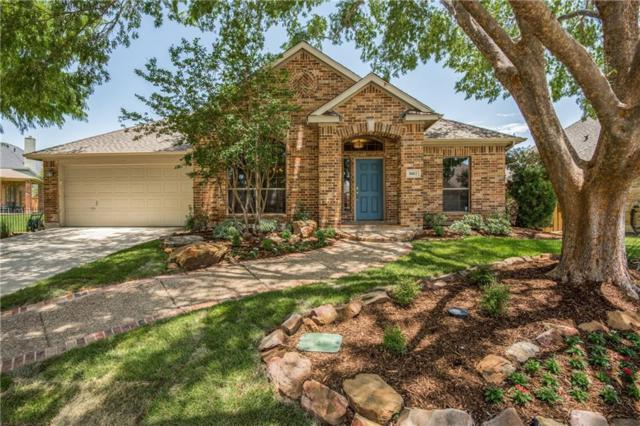 8012 Owl Creek Lane, Mckinney, TX 75072 (MLS #13879429) :: The Real Estate Station