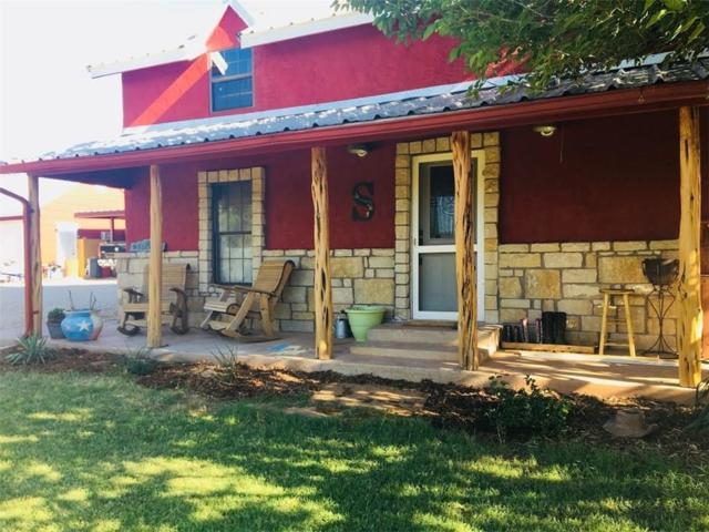 290 County Road 676, Tuscola, TX 79562 (MLS #13879440) :: The Tonya Harbin Team