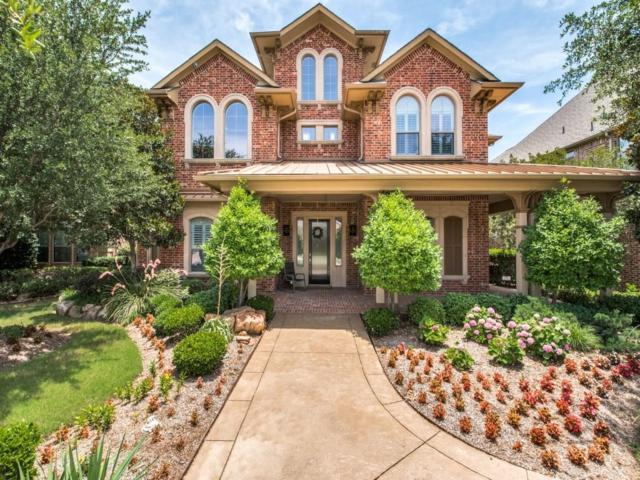 8580 Rochdale Court, Frisco, TX 75035 (MLS #13879519) :: Team Hodnett