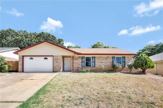 6406 Springfield Drive, Arlington, TX 76016 (MLS #13879609) :: Team Hodnett