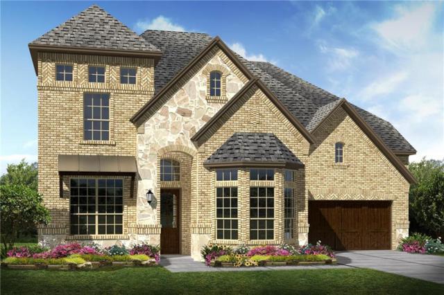 10536 Smarty Jones Street, Frisco, TX 75035 (MLS #13879638) :: Team Hodnett