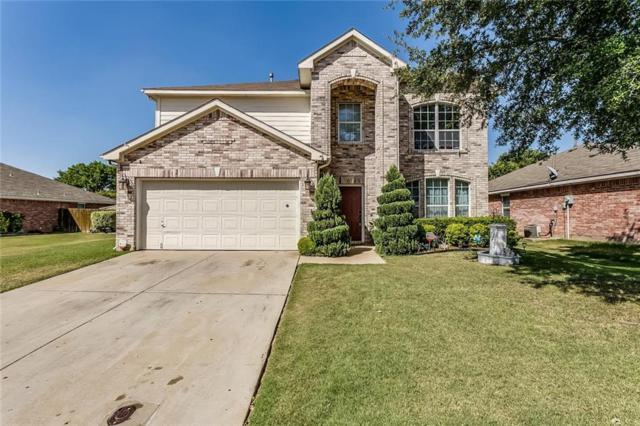4616 Cool Ridge Court, Fort Worth, TX 76133 (MLS #13879712) :: Team Hodnett