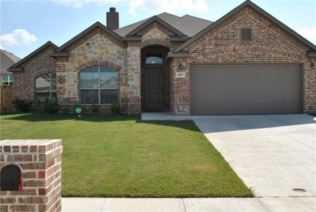 4907 Lakepark Drive, Sanger, TX 76266 (MLS #13879778) :: Team Hodnett