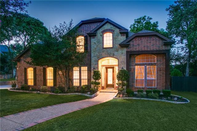 4101 Glenbrook Drive, Richardson, TX 75082 (MLS #13879832) :: The Heyl Group at Keller Williams