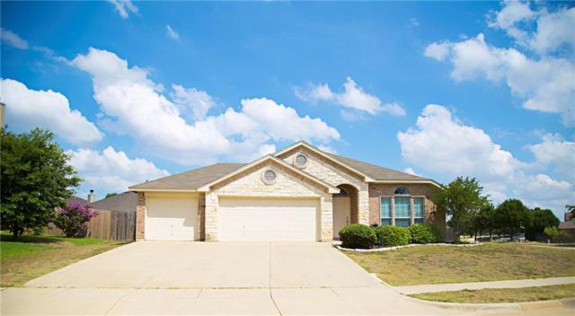 600 Creek Point Drive, Saginaw, TX 76179 (MLS #13879874) :: Team Hodnett