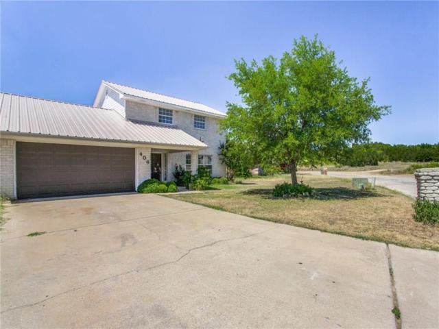 406 Ridgeway Boulevard, Weatherford, TX 76086 (MLS #13880049) :: Team Hodnett
