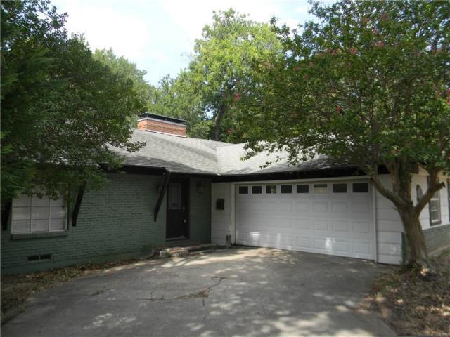 6619 Ridgemont Drive, Dallas, TX 75214 (MLS #13880103) :: RE/MAX Landmark