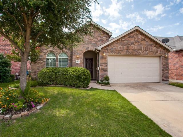1027 Kimbro Drive, Forney, TX 75126 (MLS #13880111) :: Team Hodnett