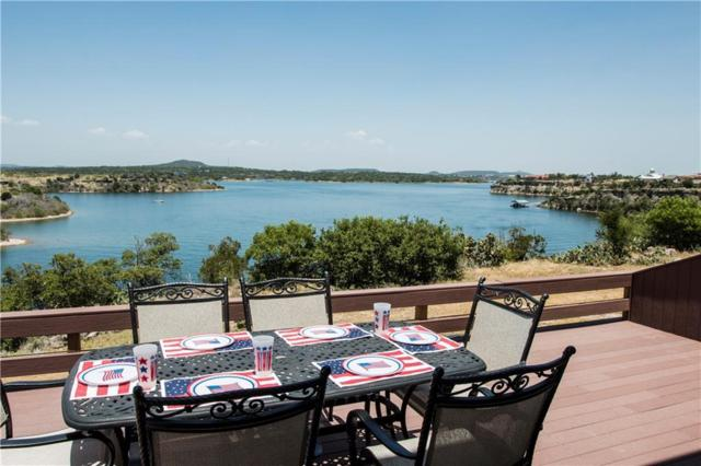 3121 Hells Gate Loop #54, Possum Kingdom Lake, TX 76475 (MLS #13880113) :: Baldree Home Team