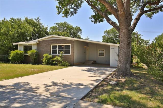 3181 S 21st Street, Abilene, TX 79605 (MLS #13880125) :: RE/MAX Landmark