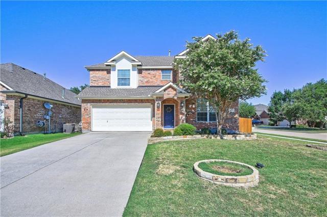 2413 Eaton Drive, Mckinney, TX 75070 (MLS #13880155) :: Team Hodnett