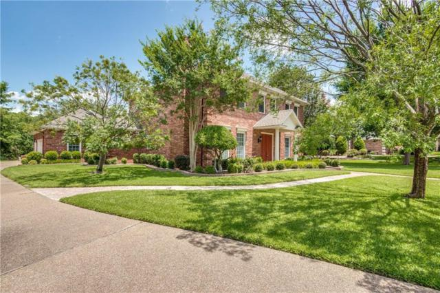 7805 Jefferson Circle, Colleyville, TX 76034 (MLS #13880164) :: The Real Estate Station