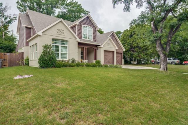 809 Edgefield Road, Fort Worth, TX 76107 (MLS #13880184) :: North Texas Team | RE/MAX Advantage